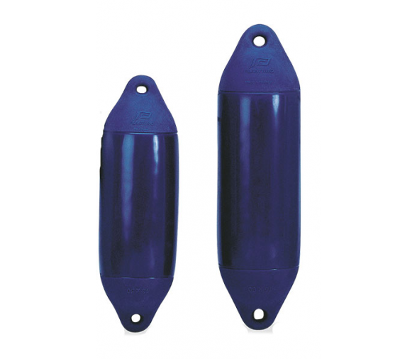 Blue Performance Fender with Rope Plastimo