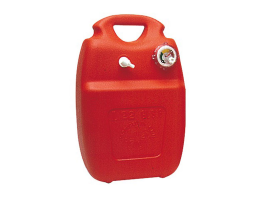 Fuel Portable tank mechanical level indicator
