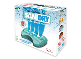 Sanidry Gel dehumidifier