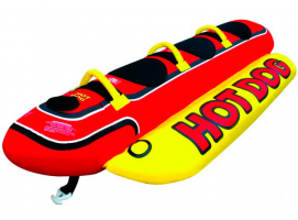 Towable Hot Dog HD-3 3 Riders Airhead