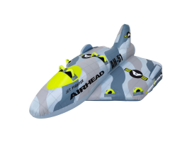 JET FIGHTER Inflatable Four Person Towable  Airhead
