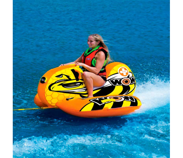 WOW Towable 1 Rider Buzz Boat
