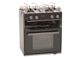Dometic Oven with kitchen 4 controls Starlight