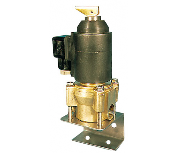 Electro-valve for fuel shut-off Paomar