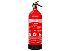 Manual ABC 2 Kg Fire Extinguer