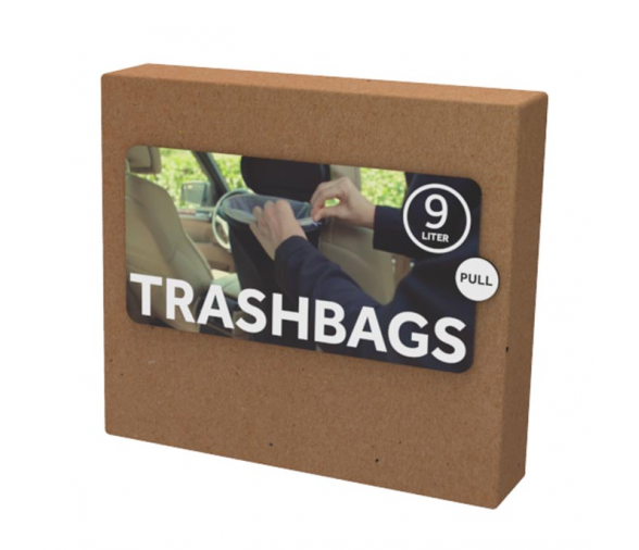 Flextrash Biodegradable Trash Bag 9L