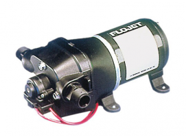 Flojet 4 Valves Self Priming Fresh Water Pump