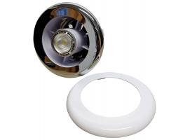 recess-fit LED Spot Light with Extractor