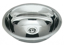 Circular sink stainless steel