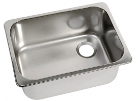 Rectangular sink stainless steel