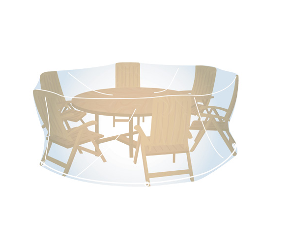 Round Dining Set Cover L Campingaz