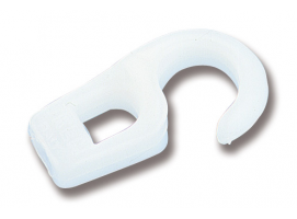SPECIAL NYLON HOOK FOR SANDOW WHITE COLOR