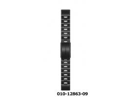 Garmin QuickFit 22 Watch Straps with Coating (Titanium)