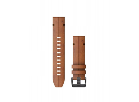 Garmin QuickFit 22 Watch Straps (Leather)