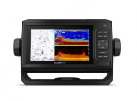 Garmin Plotter echoMap UHD 62cv Probe without Transducer