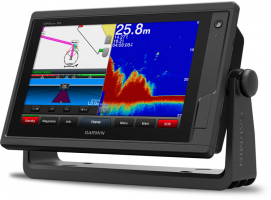 Garmin GPSmap Chartplotter Sonar 922xs without Transducer