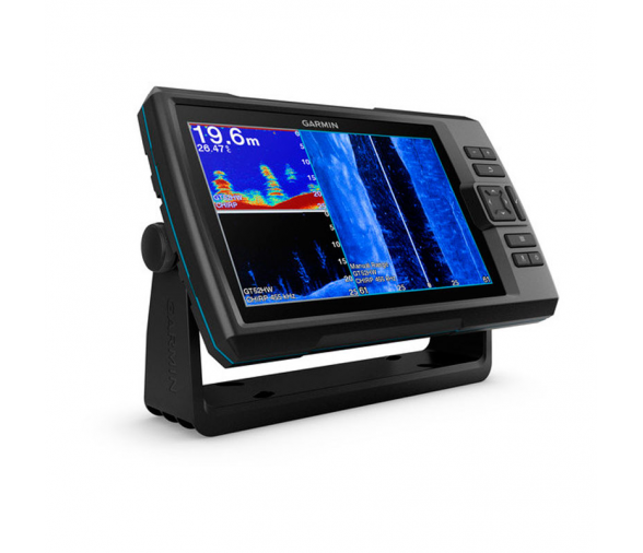 Garmin Striker Plus 9SV with Transducer