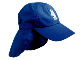 Sailing Cap with Protective Neck Cover