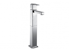 Square Tall Mixer for Toilet Sink