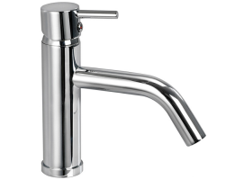 Jessy Short Basin Tap Chromed Brass