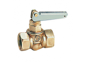 Brass Fuel Shut-Off Valve
