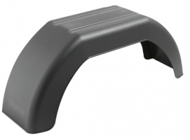 Mudguards for trailers for wheels 10 inches