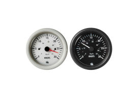Guardian 24 V 0-30 Knots with Log Speedometer