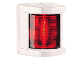 Hella Marine Port 1 MN Position Light White Cover 10 W