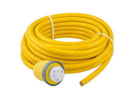 Hubbell 32 A Extension Cord with Female Connector