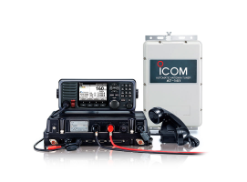 Icom Mf/Hf Gm800 Fixed Transmitter Pack