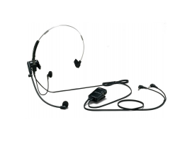 Icom Micro-Earphone for hands-free operation