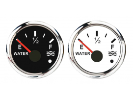 Igauge Fuel Water Meter W-PRO Series 0-190