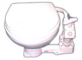 MANUAL TOILET LID VITREOUS AND PVC