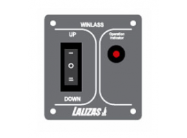 PANEL MOUNT WINDLASS SWITCH LALIZAS