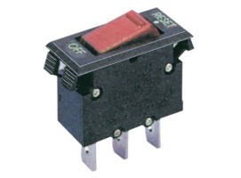 thermal switch for electrical panels