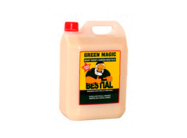 Bestial Green Magic Boat Soap