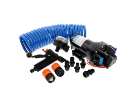 Jabsco HotShot HD4 Washdown Pump 12V KIT