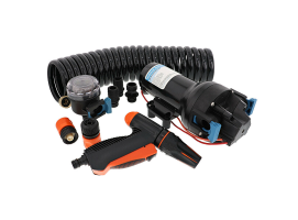 Jabsco HotShot HD6 Washdown Pump 12V KIT