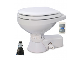 Jabsco Toilet Quiet Flush Compact 24V