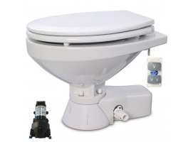 Jabsco Toilet Quiet Flush Regular 12V