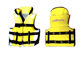 "Jason - Life Jacket ""Jet"" 100 Newtons Yellow"