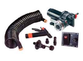 Aqua Jet Johnson Pump Wash Down Pump Kit 5.2