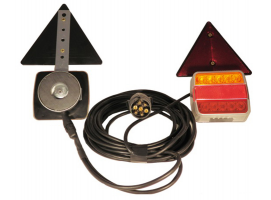 LED Light Kit Rear with Triangles