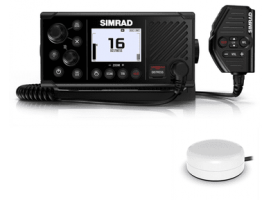Simrad RS40-B and GPS-500 Kit