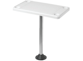 Kit Table with Pedestal