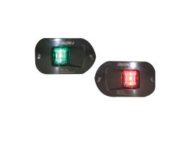 Lalizas Port-starboard navigation Lights vertical mount FOS LED 12