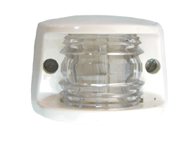 Faros Serie Scope Navigation Light, White