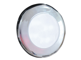 Lalizas Chrome Recessed Light