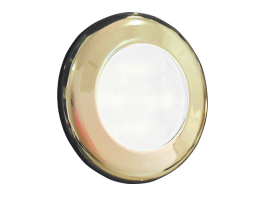 Lalizas Brass Recessed Light