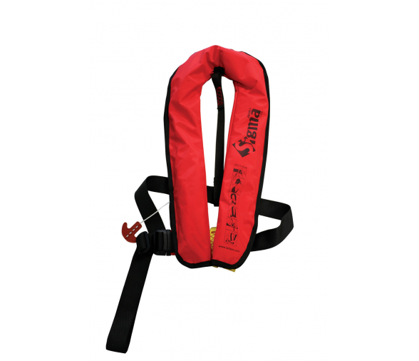 Lalizas Sigma Automatic Life Jacket Red